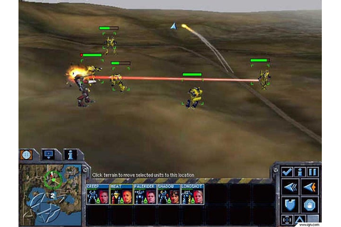 MechCommander 2 full game free pc, download, play ...