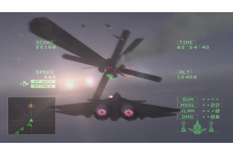 Ace Combat 5 Final Boss with the Zero OST - YouTube