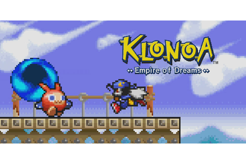 Klonoa™: Empire of Dreams | Game Boy Advance | Juegos ...