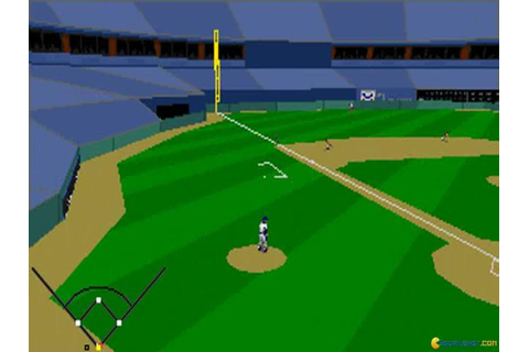 Front Page Sports: Baseball '94 (1994) - PC Game