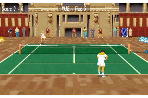 Pete Sampras Tennis 97 (1996) - PC Game