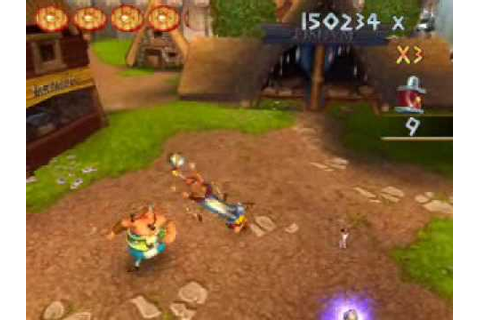 Asterix and Obelix XXL2 gameplay - YouTube