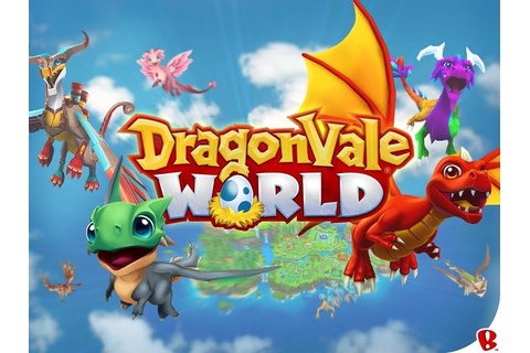DragonVale World for PC (Free Download) | GamesHunters