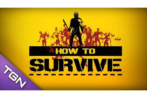 How to Survive : Game Review (PC) - YouTube