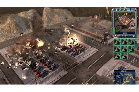 Command & Conquer 3: Tiberium Wars - Download Free Full ...