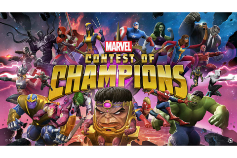 Marvel Contest of Champions: Fight. Win. Repeat. (review)