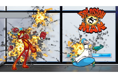 Splosion Man - Xbox One Backward Compatibility Gameplay ...