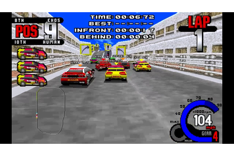 Fatal Racing / Whiplash online multiplayer race - The ...