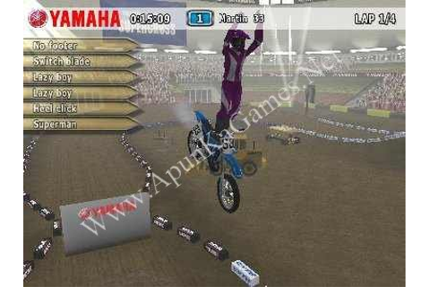 Yamaha Supercross PC Game - Free Download Full Version