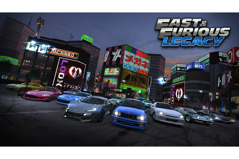 Fast & Furious: Legacy (by Kabam) - iOS / Android - HD ...