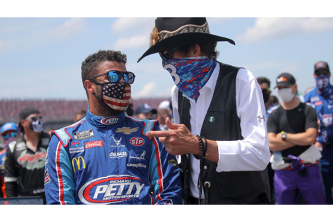 Richard Petty, entire Talladega field show support for ...