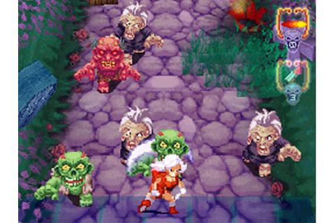 Little Red Riding Hood's Zombie BBQ Review for Nintendo DS ...