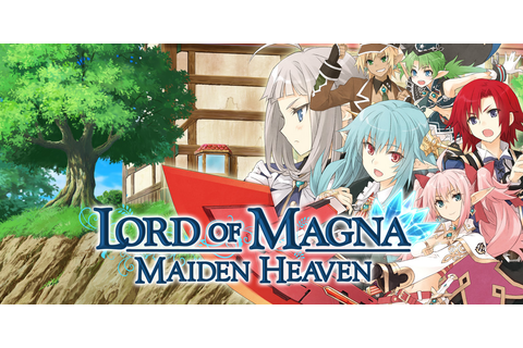 Lord of Magna: Maiden Heaven | Nintendo 3DS download software | Games ...