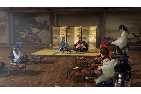 Samurai Warriors 4: Empires Devises a Strategy on PS4, PS3 ...