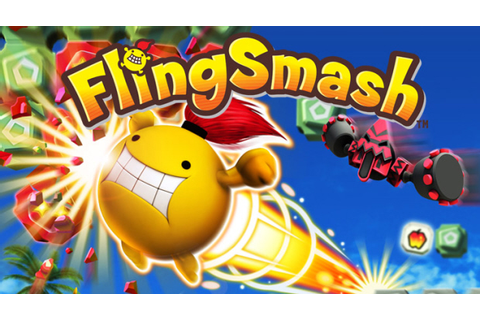 FlingSmash walkthrough video guide (Wii)