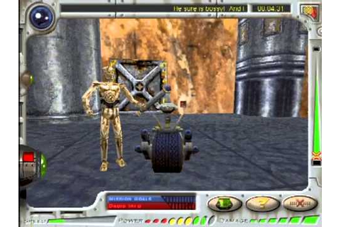 Let's Play Star Wars Droidworks - Phrik Mines 01 - YouTube