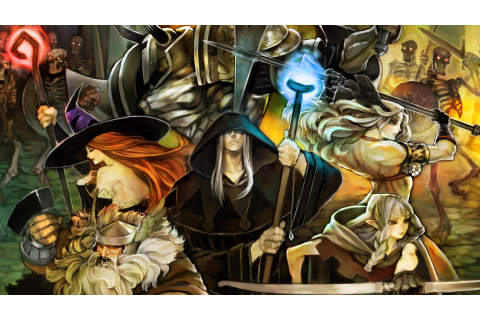 Dragon's Crown Game Reviews | Popzara Press