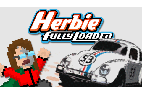 Disney's Herbie: Fully Loaded (GBA) | Kieran Plays - YouTube