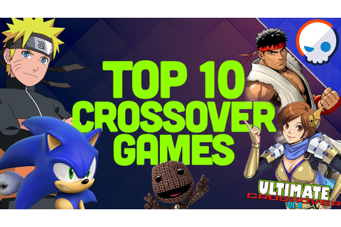Top 10 Crossover Video Games! | Gnoggin - YouTube