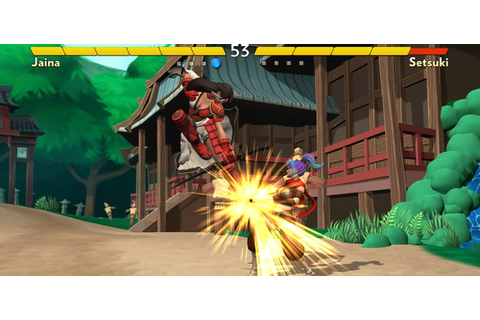 Fantasy Strike is Sirlin's crowdfunded new fighting game ...