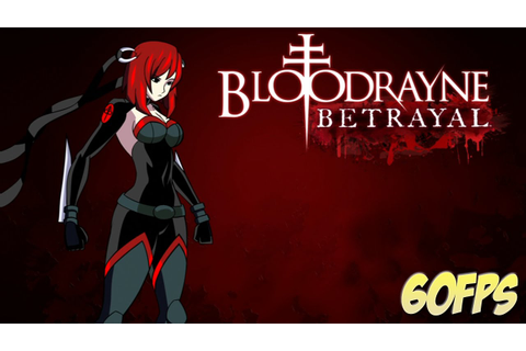 BloodRayne: Betrayal PS3 Game Sample 60FPS - YouTube