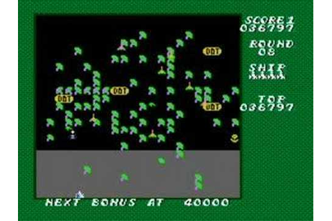 Millipede NES (round 1-16) - YouTube