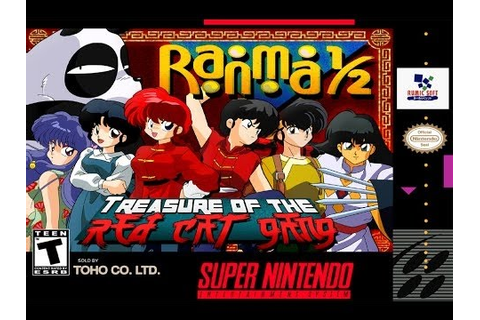 Ranma 1/2 RPG Ep #1 - YouTube