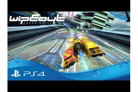 WipEout Omega Collection | PS4 Games | PlayStation