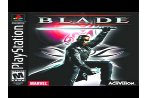 Awful Playstation Games: Blade Review - YouTube