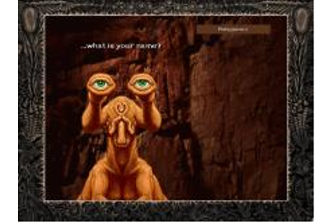 Alien Logic Download (1994 Role playing Game)