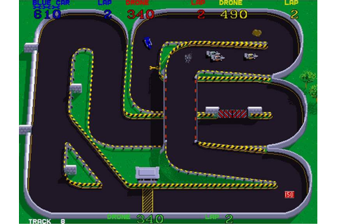 SUPER SPRINT for Nintendo Switch release (retro racing ...