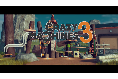 Dream Games: Crazy Machines 3