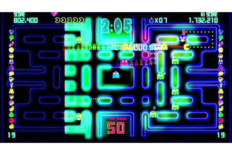 Pac-Man Championship Edition DX: This Game is So Much Fun ...