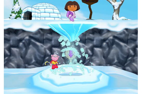 Amazon.com: Dora the Explorer: Dora Saves the Snow ...