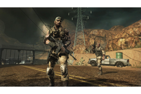 Blacksite: Area 51 Screenshots - Video Game News, Videos ...