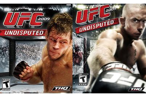 File:UFC Undisputed 2009 Cover (both versions).jpg - Wikipedia
