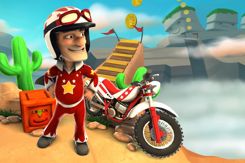 Joe Danger is heading to Android 'soon' with controller ...