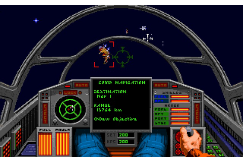 Wing Commander II: Vengeance of the Kilrathi Screenshots