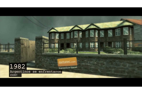 Malvinas - Mapa Counter Strike - YouTube