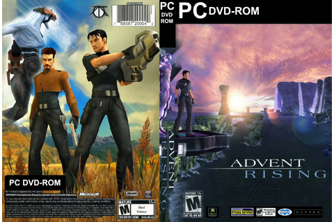 ADVENT RISING GAME PC ACTION + CRACK