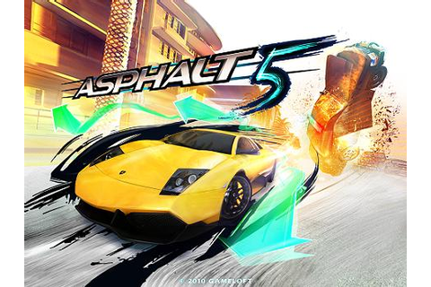HD MOBILE GAMES: Asphalt 5 HD