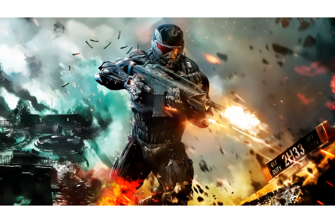 Crysis 3 Game 2013 Wallpaper | A To Z Collection