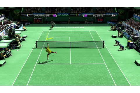 VIRTUA TENNIS 4-SKIDROW « Skidrow & Reloaded Games