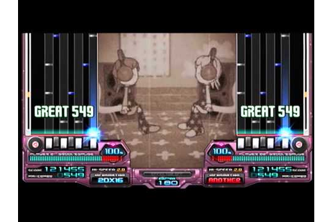 beatmania IIDX 8th style LOVE IS ORANGE(A) Auto play - YouTube