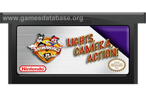 Animaniacs: Lights, Camera, Action - Nintendo Game Boy ...