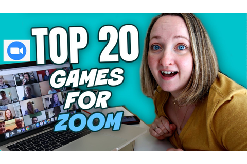 20 Fun Games to Play on Zoom | Easy Virtual Zoom Games for ...