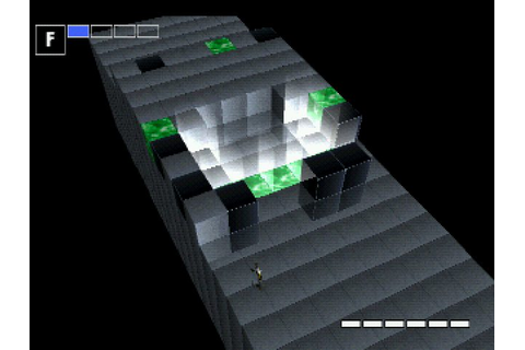 Intelligent Qube (1997) by G-Artists PS game
