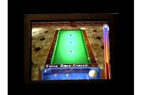 Q-Ball: Billiards Master PlayStation 2 Gameplay - YouTube