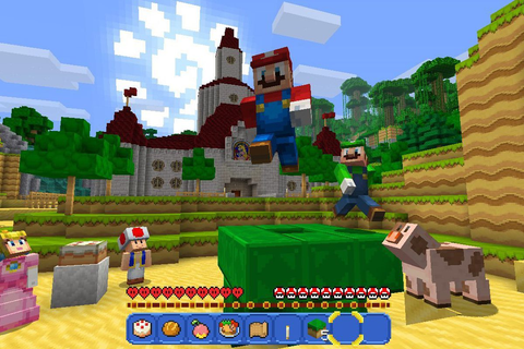 Minecraft for Nintendo Switch getting Xbox achievements ...