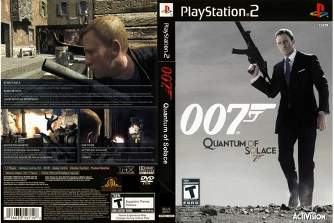 Jogo Ps2 007 Quantum Of Solace Ps2 Patch Barato Com ...